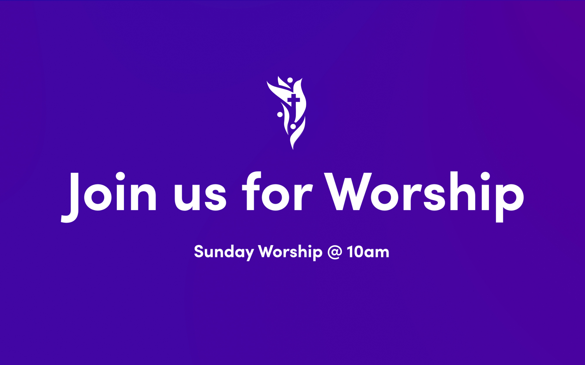 Worship Service on Facebook Live @ 10:00am – May 9, 2021